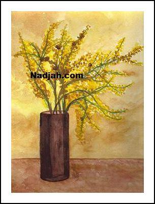 0091-Brown-Vase