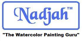 Nadjah Original Art and Watercolor Paintings